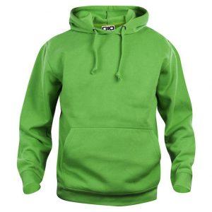 Felpa da personalizzare GIO Basic Hoody 021031 Verde
