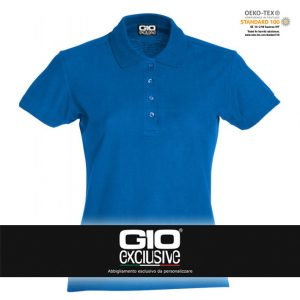 Polo da personalizzare GIO Basic Polo Ladies