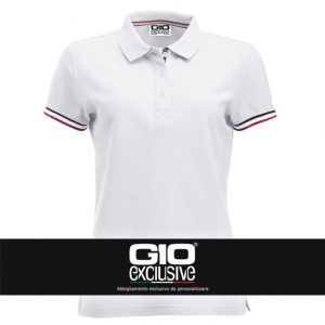 Polo da personalizzare GIO Newton Ladies