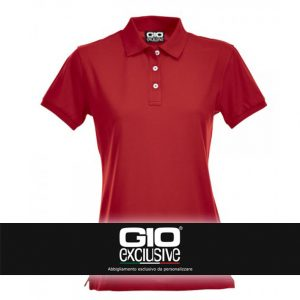 Polo da personalizzare GIO Premium Polo Ladies