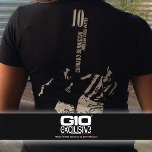 T-shirt personalizzata GIO Arden