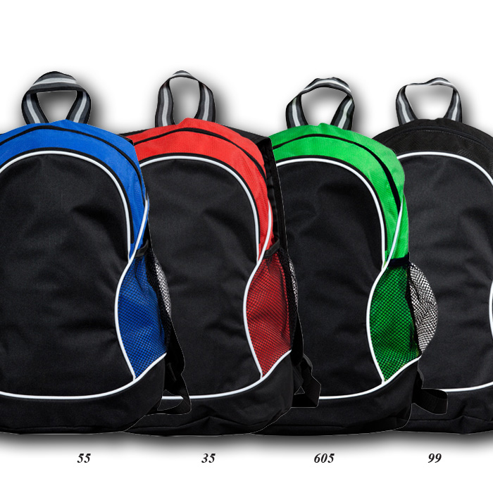 più foto f1902 d3904 Zaino da personalizzare GIO Basic Backpack