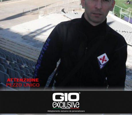 Felpa da personalizzare esempio tifoso della Fiorentina