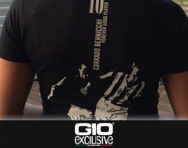 T-Shirt da personalizzare esempio Corrado Bernicchi